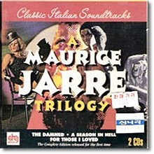 O.S.T. - A Maurice Jarre Trilogy (2CD/수입/미개봉)