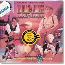 O.S.T. - The Young Indiana Jones Chronicles Vol.2 (수입/미개봉)