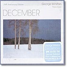 George Winston - December (수입)