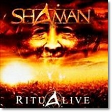 Shaman - Ritualive(일본수입)