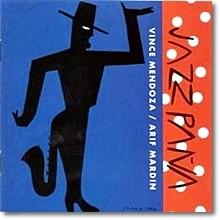 Jazzpana - Vince Mendoza, Arif Mardin Project(수입/미개봉)