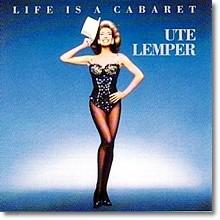 Ute Lemper - Life Is A Cabaret (수입/미개봉)