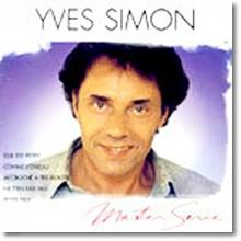 Yves Simon - Master Serie (수입/미개봉)