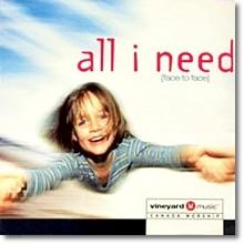 V.A. - All I Need - ccm