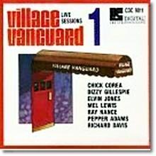 V.A. - Village Vanguard Live Sessions - Volume 1 (수입/미개봉)