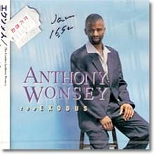 Anthony Wonsey - The Exodus (수입/미개봉)