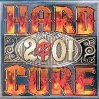 V.A. - 대한민국 Hard Core 2001 (프로모션용)