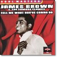 James Brown - Tell Me What You're Gonna Do (미개봉)