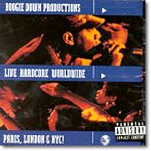 Boogie Down Productions - Live Hardcore Worldwide (수입,미개봉)