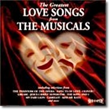 The Greatest Love Songs From The Musicals (수입)