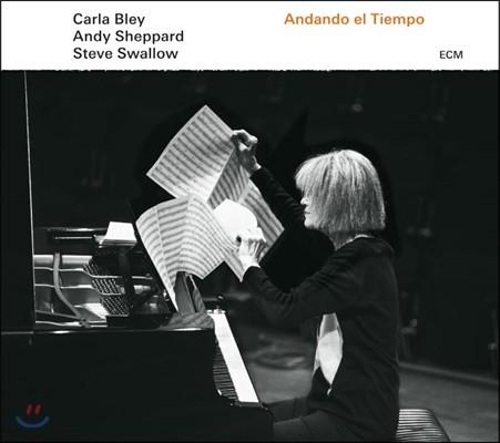 Carla Bley / Andy Sheppard / Steve Swallow - Andando El Tiempo [LP] 칼라 블레이