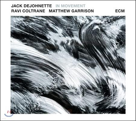 Jack Dejohnette (잭 디조넷) - In Movement (인 무브먼트) [2LP]