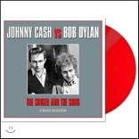 Johnny Cash vs Bob Dylan (조니 캐시, 밥 딜런) - The Singer And The Song