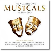 V.A. - The Number One Musicals Album 2004 (2CD/수입)