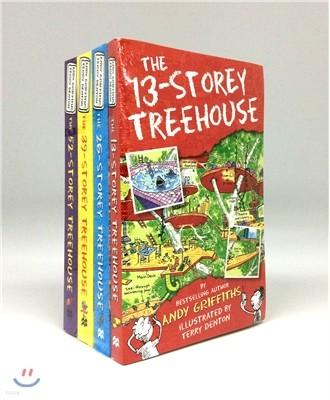 13층 나무집 시리즈 4종 세트 (영국판)
