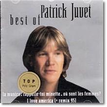 Patrick Juvet - Best Of Patrick Juvet (미개봉)