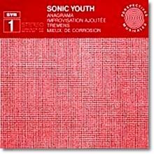 Sonic Youth - Syr 1 - Anagrama (LP Sleeve/수입/미개봉)