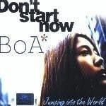 Boa(보아) - Jumping Into The World (하드커버)
