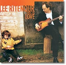 Lee Ritenour - This Is Love (수입)