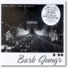 Barb Jungr - Seven Day`S Love At Paris