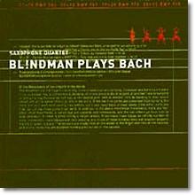 Blindman - Plays Bach