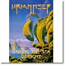 Uriah Heep - Sailing the Sea of Light (CD, DVD And Book Set/수입)