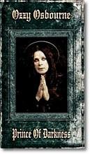 Ozzy Osbourne - Prince Of Darkness (4CD Box Set/수입/미개봉)