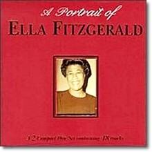 Ella Fitzgerald - A Portrait Of Ella Fitzgerald (2CD/수입/미개봉)