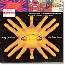King Crimson - The First Three (3CD Box/수입)