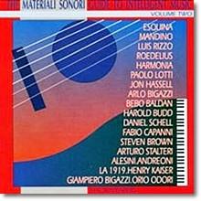 V.A. - The Materiali Sonori Guide to Intelligent Music, Vol. 2 (수입,미개봉)