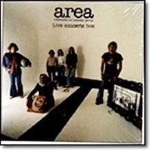 Area - Live Concerts Box (3CD Box Set/수입)