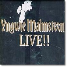 Yngwie Malmsteen - Yngwie Malmsteen Live!! (3CD+1VHS Box Set)