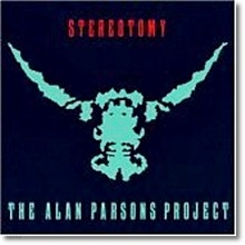 Alan Parsons Project - Stereotomy (수입)