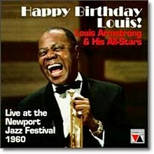 Louis Armstrong - Happy Birthday, Louis! Armstrong & His All-Stars