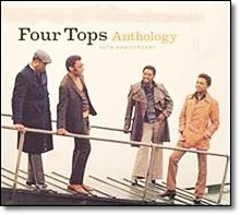 Four Tops - 50Th Anniversary Anthology (2CD/수입)