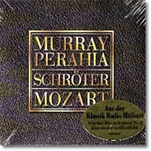 Murray Perahia - Mozart : Piano Concertos After J.C Bach (수입/미개봉/sbk39222)