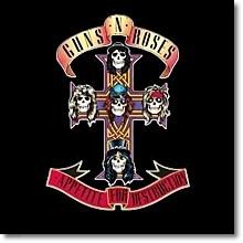 Guns N`Roses - Appetite For Destruction (미개봉)