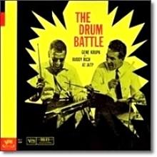 Gene Krupa & Buddy Rich - The Drum Battle At Jatp (수입,Digipack)