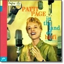 Patti Page - In The Land Of Hi-fi (수입,Digipack)