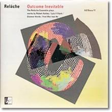 Relache - Outcome Inevitable (수입,미개봉)