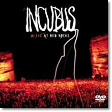 Incubus - Alive At Red Rocks (CD + DVD/미개봉)