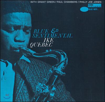 Ike Quebec (아이크 퀘벡) - Blue And Sentimental [LP]
