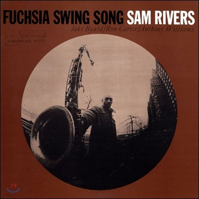 Sam Rivers (샘 리버스) - Fuchsia Swing Song [블루노트 75주년 기념 한정반] [LP]