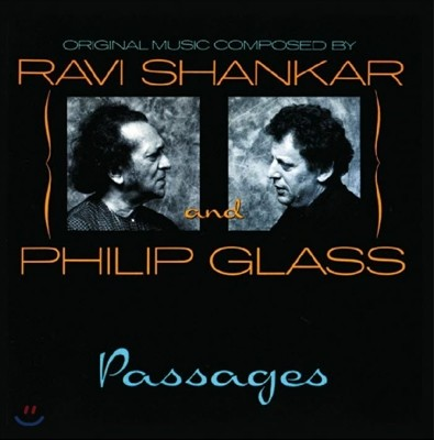 Ravi Shankar / Philip Glass (라비 샹카, 필립 글래스) - Passages