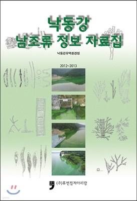 2012~2013 낙동강 남조류 정보 자료집