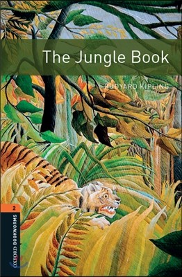 Oxford Bookworms Library 2 : The Jungle Book