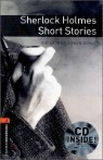 Oxford Bookworms Library 2 : Sherlock Holmes Short Stories (Book + CD)