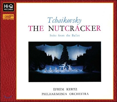 Efrem Kurtz 차이코프스키: 발레 모음곡 '호두까기 인형' (Tchaikovsky: Suite from the Ballet 'Nutcracker') 에프렘 쿠르츠