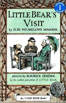 [I Can Read] Level 1 : Little Bear's Visit