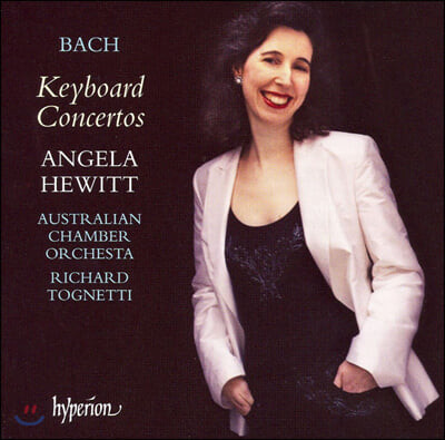 Angela Hewitt 바흐: 키보드 협주곡 - 안젤라 휴이트 (Bach: The Keyboard Concertos)